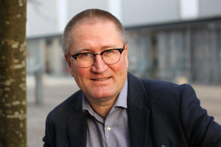 Smilende Geir Jørgen Bekkevold
