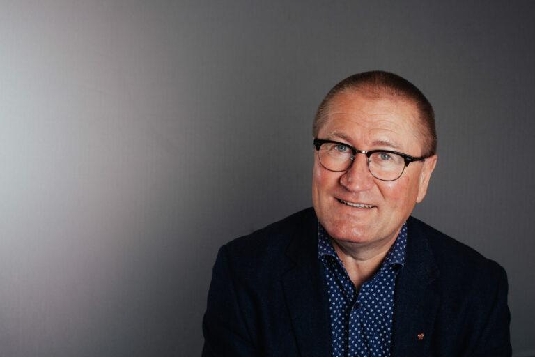 Portrett av Geir Jørgen Bekkevold
