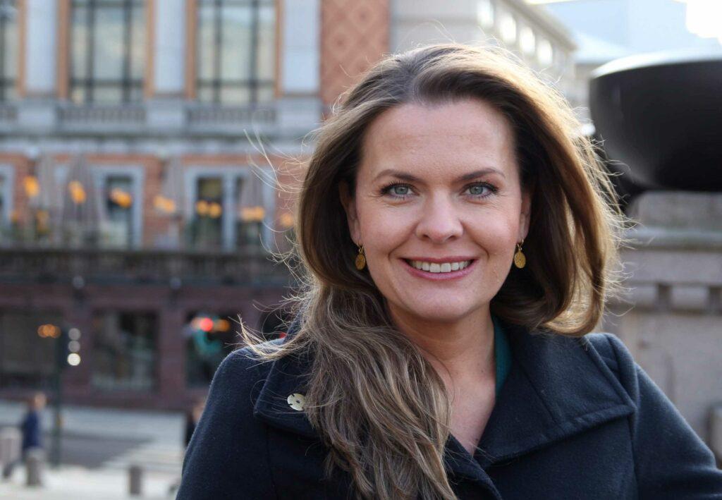 Stortingsrepresentant Jorunn Gleditsch Lossius