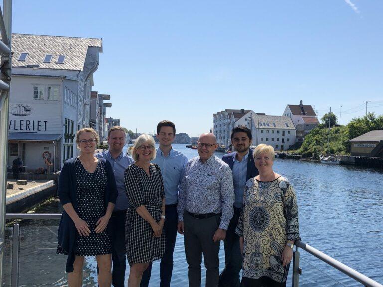 Fylkestingsgruppen til Rogaland KrF