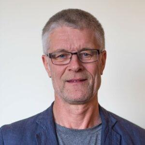 Portrettbilde av Tom Landås