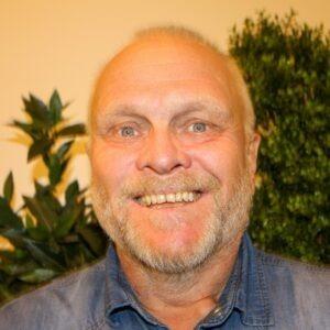 Portrettbilde av Svein J. Risøy