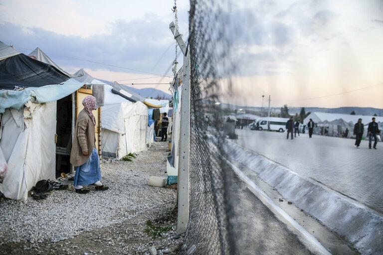 © EUROPEAN UNION 2016 - EUROPEAN PARLIAMENT Syrisk flyktningeleir i Tyrkia