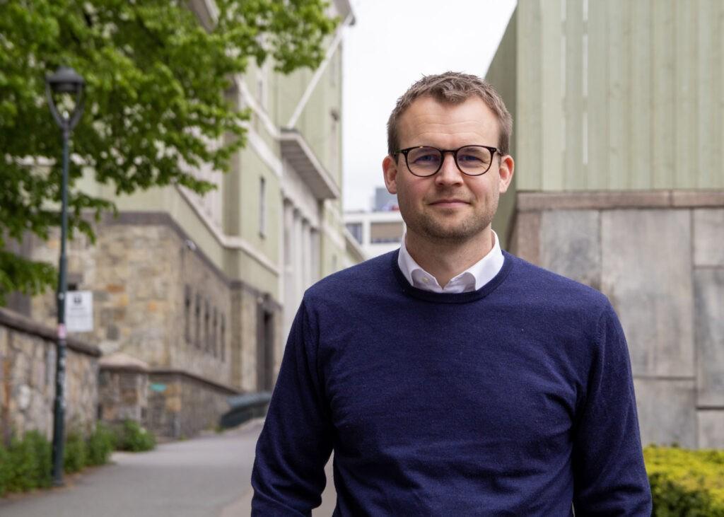 Partileder Kjell Ingolf Ropstad