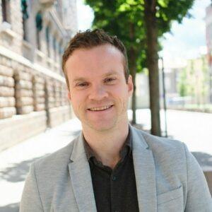 Anders Våge administrasjonssjef