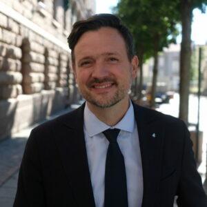 Dag Inge Ulstein, bistands- og utviklingsminister