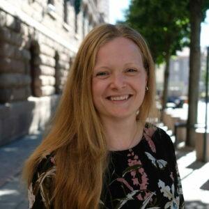 Elisabeth Løland, kommunikasjonssjef