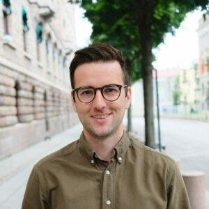 Evan Wilson internasjonal rådgiver