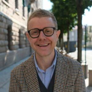 Geir Morten Nilsen, generalsekretær
