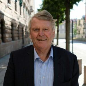 Hans Fredrik Grøvan, stortingsrepresentant for Vest-Agder