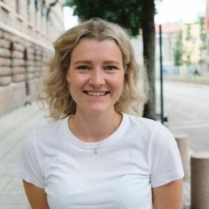Julie Aanesen internasjonal rådgiver