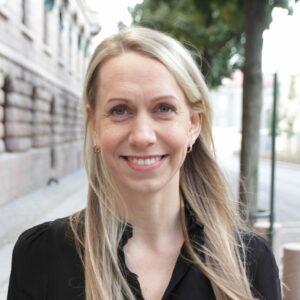 Julie Kristine Kordahl, statssekretær i landbruksdep.