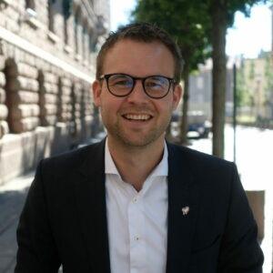 Kjell Ingolf Ropstad, barne og familieminister og partileder