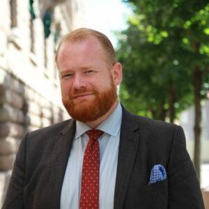 Kristoffer Rolland politisk rådgiver