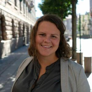Maria Elisabeth Selbekk, kommunikasjonsrådgiver