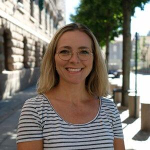 Mie Inchley Rådgiver i avdeling for politikk og kommunikasjon