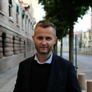 Per Sverre Kvinlaug, reprsentantvikar for Torhild Bransdal