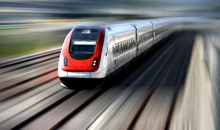 Illustrasjonsbilde av tog