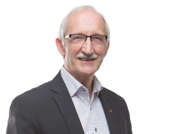 Kristian Helland, leder for seniorutvalget