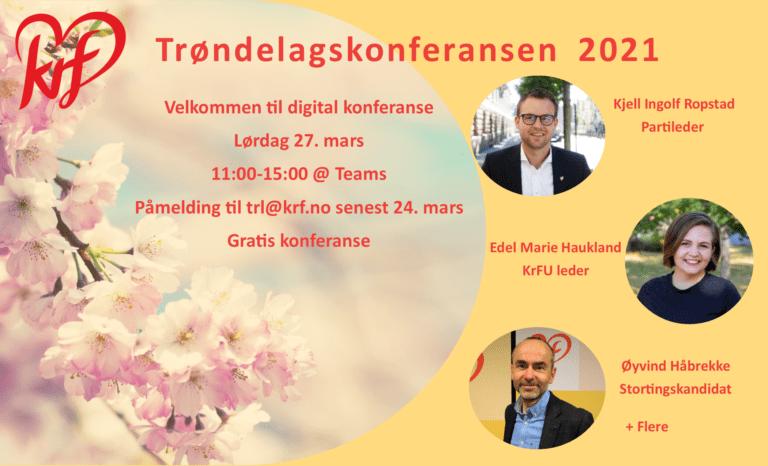 Infobilde om Trøndelagskonferansen