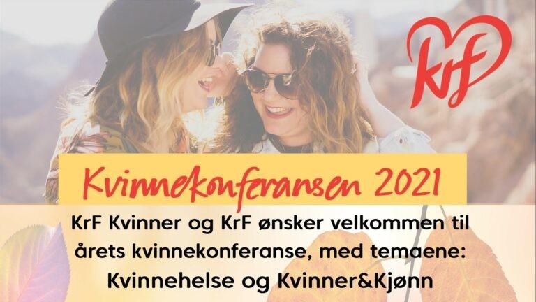 Kvinnekonferansen 2021